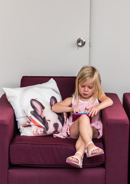 Children at Revolution Chiropractic