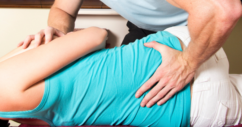 Are adjustments painful? chiropractor