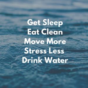 Steps for longevity