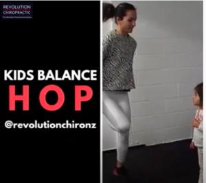 Kids Balance - Chiropractor Auckland