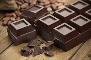 Dark chocolate has many health benefits such as brain health and immunity!!!