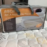 ABCA memory foam adjustable pillow