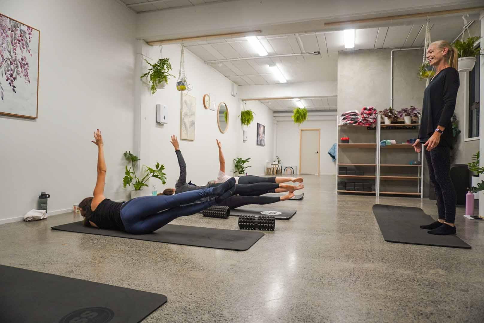 Pilates at Revolution