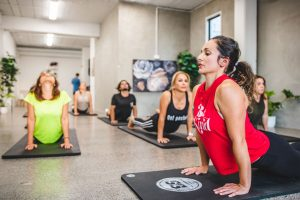 Yoga Class - revolution