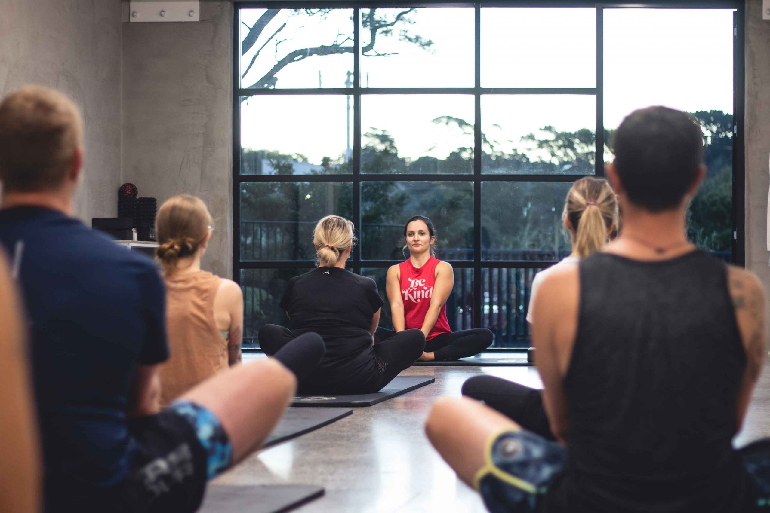 Yoga, Pilates, Rehab, and Core Strength classes at Revolution