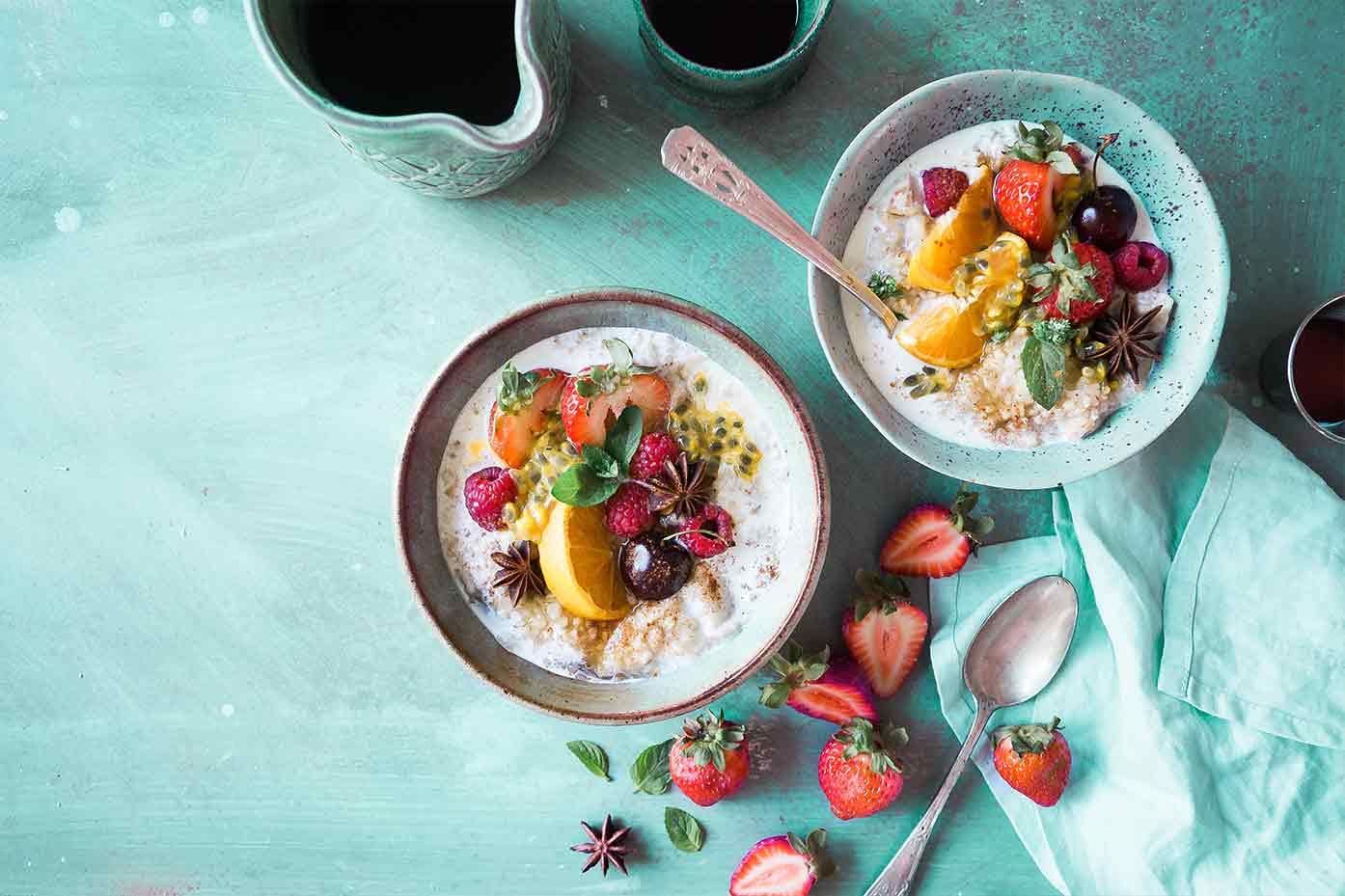 Nutrition at Revolution